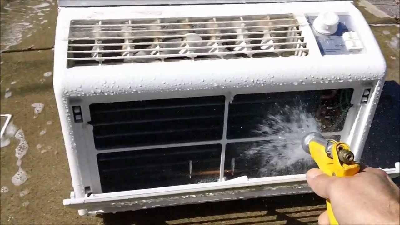 Как почистить кондиционер дома самостоятельно — пошаговая инструкция