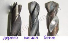 Виды и характеристики алмазных сверл