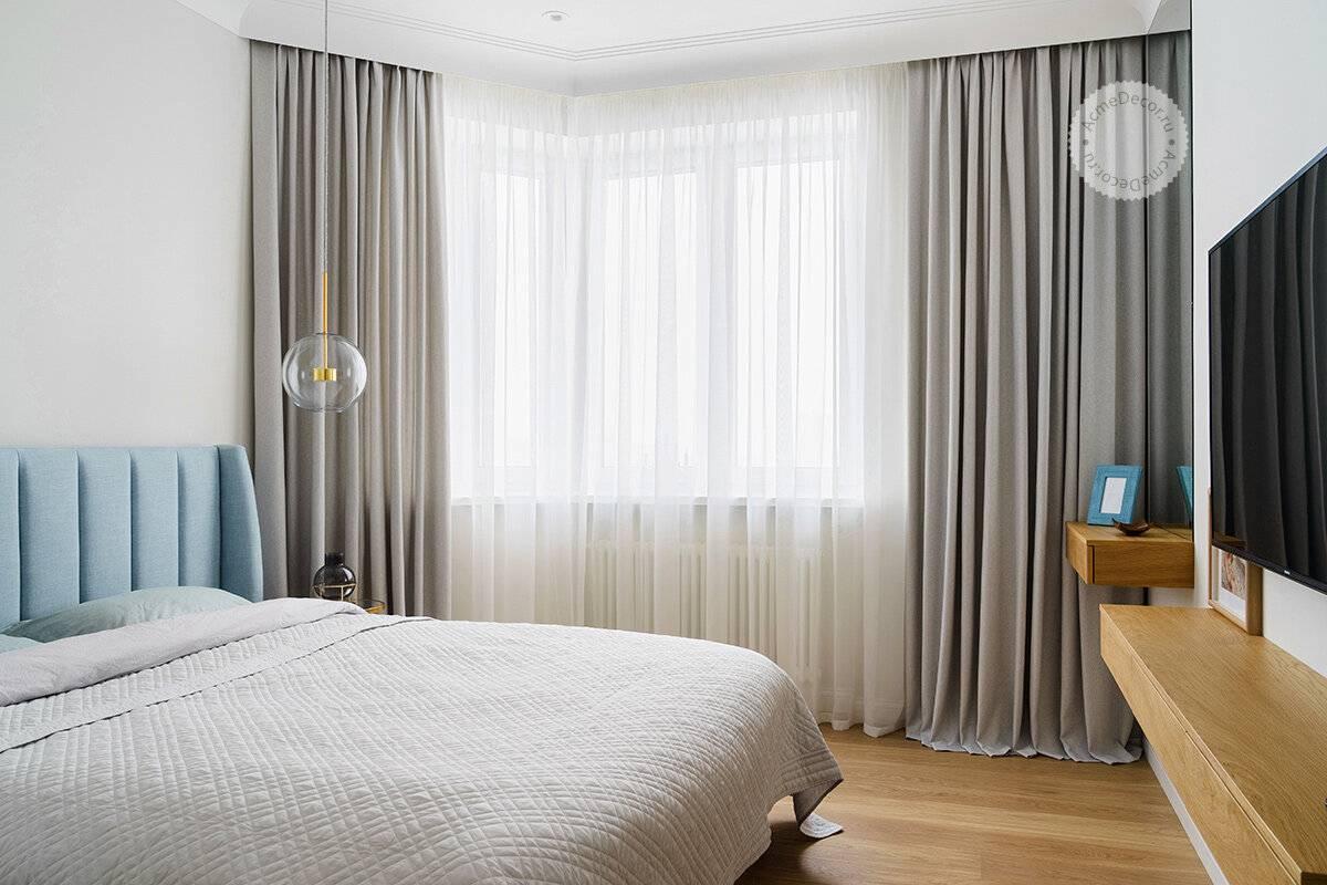 это подходящий шторы в спальне фотогалерея также