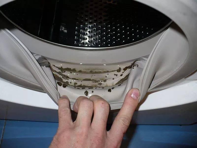 Как можно избавиться от неприятного запаха в стиральной машинке-автомат