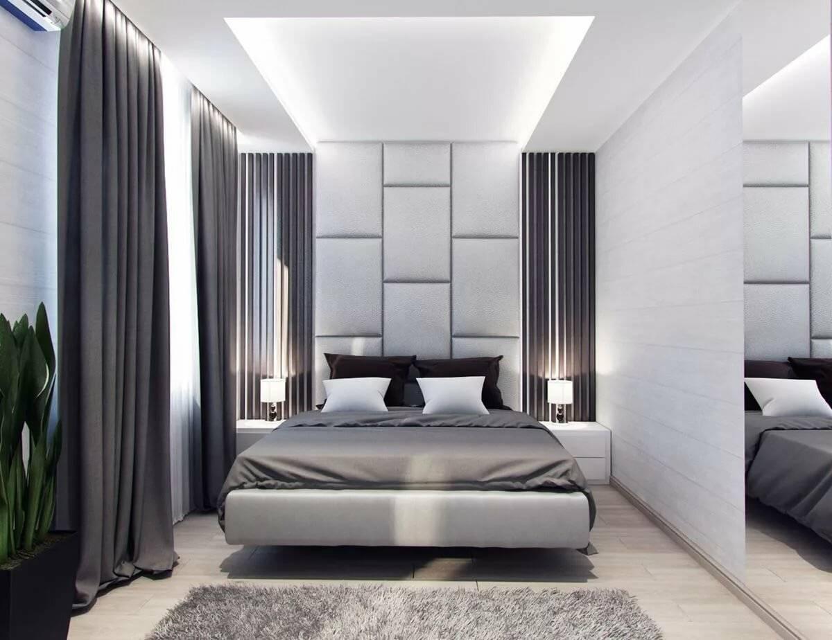 фото простой спальни в стиле хай тек кто знает, сколько
