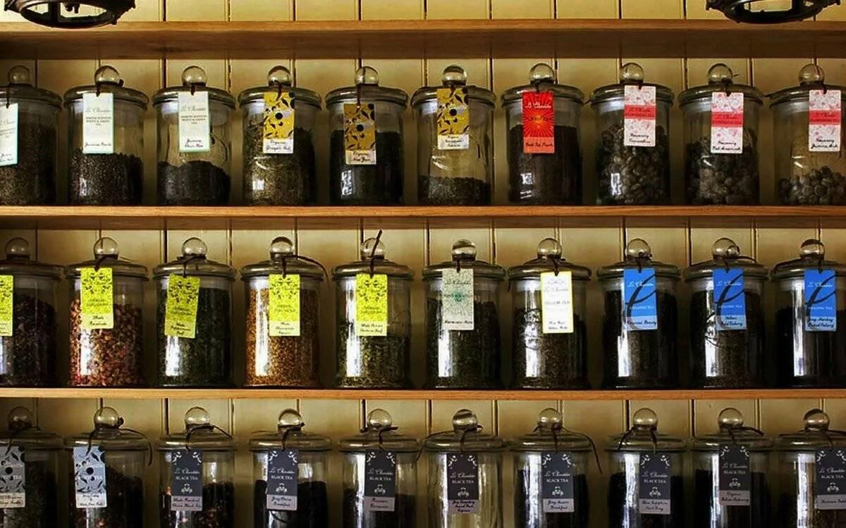 В чем хранить чай, что бы он сохранил свой аромат