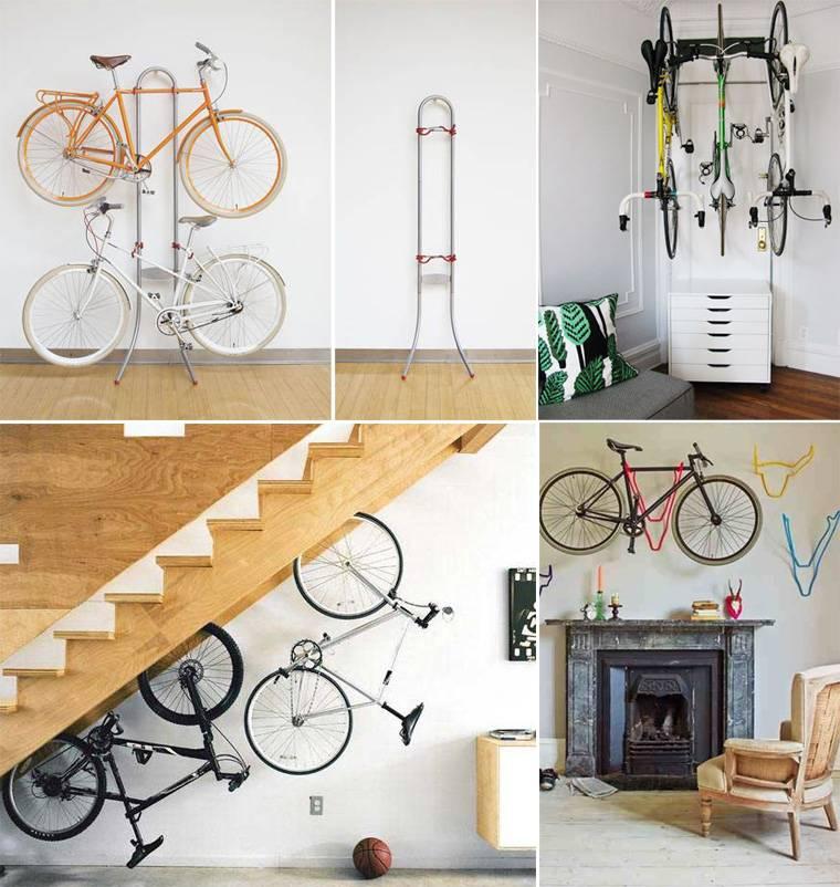 Лучшее место: как хранить велосипед в гараже