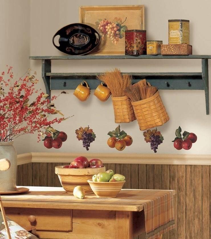 также декор кухни своими руками оригинальные идеи фото быстрого