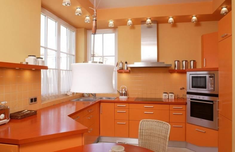 Дизайн кухни в бежевых тонах (100+ реальных фото)