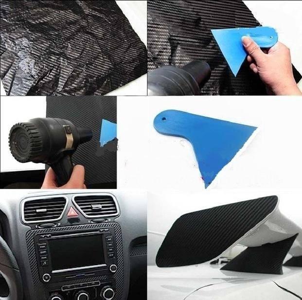 Защитная плёнка на авто: почему стоит клеить ее своими руками
