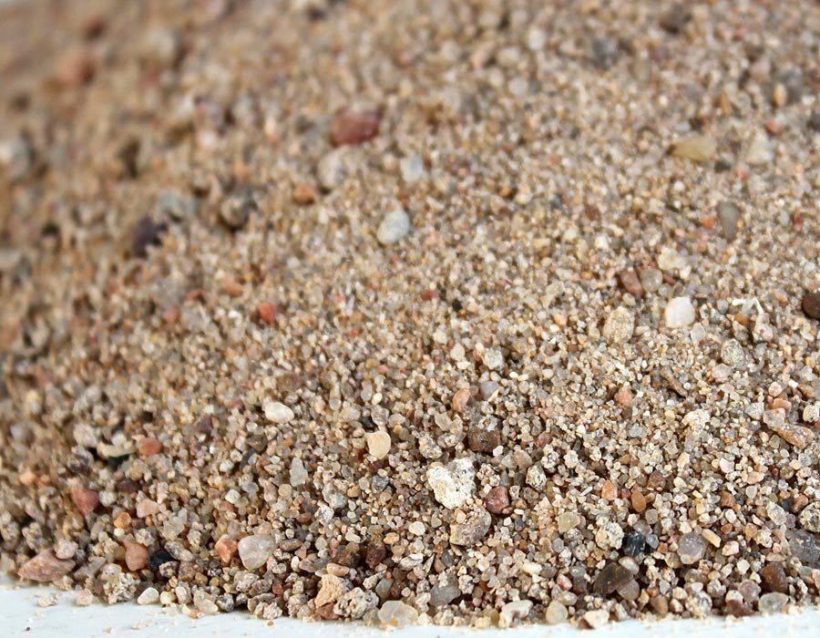 Чем отличается и где используется песок различной зернистости