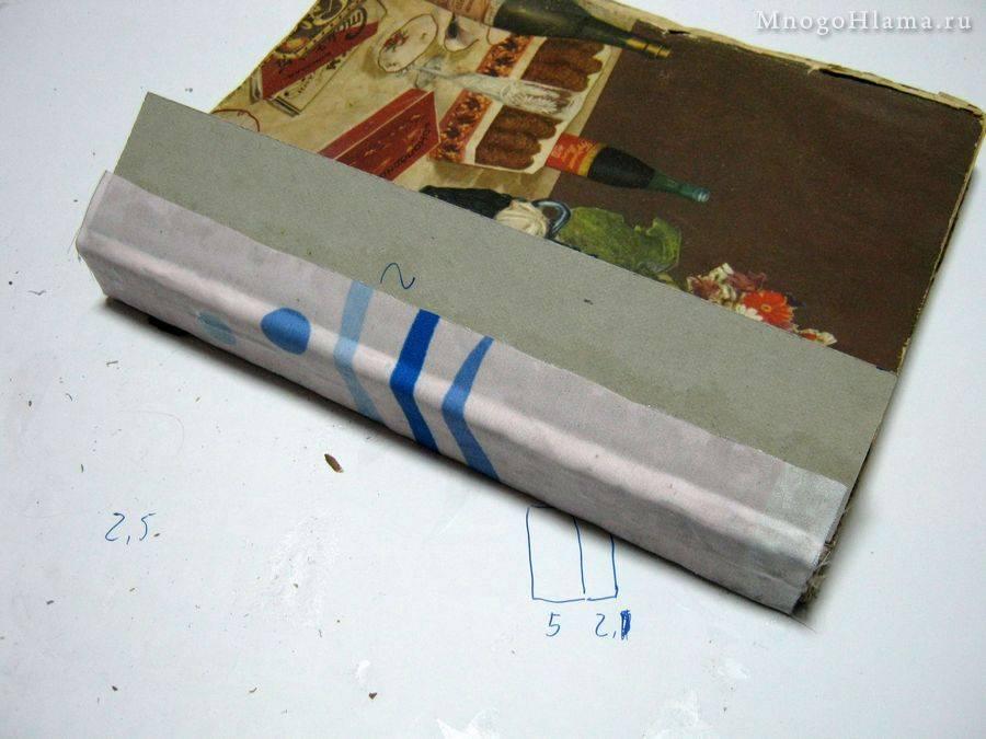 Мастер-класс по реставрации старой книги - рукоделие