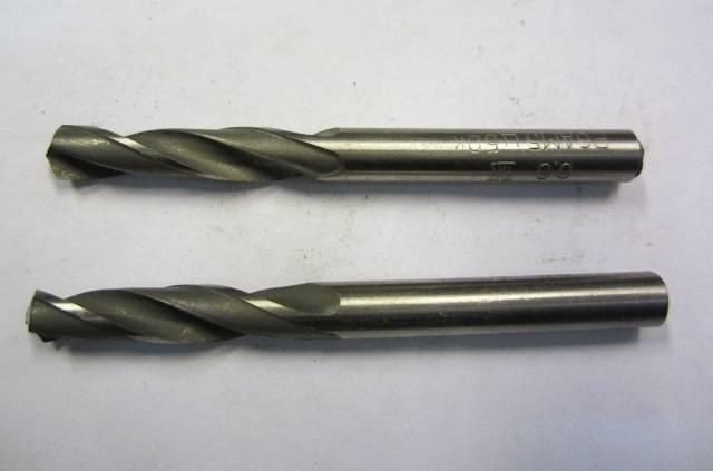 Гост 20697-75 сверла спиральные с коническим хвостовиком для труднообрабатываемых материалов. средняя серия. конструкция и размеры