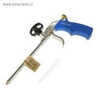 Пистолеты «зубр» для монтажной пены: особенности выбора и использования