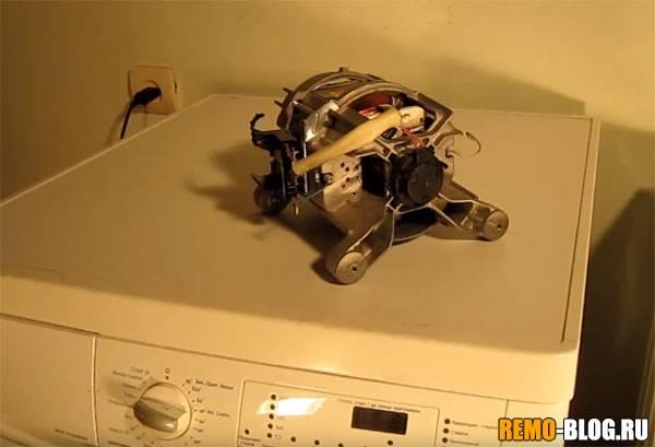 Почему прыгает и сильно вибрирует стиральная машина при стирке?