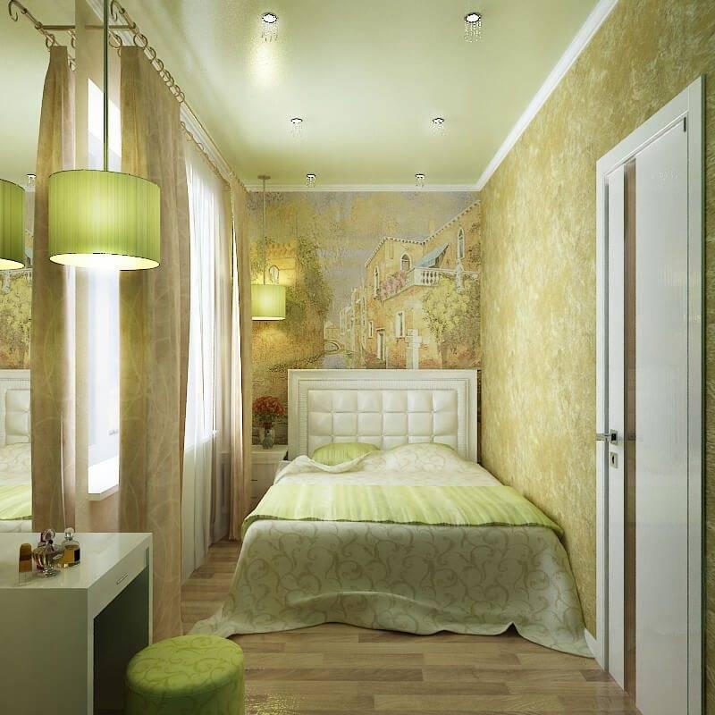 рифленые ремонт небольшой спальни фото вязания