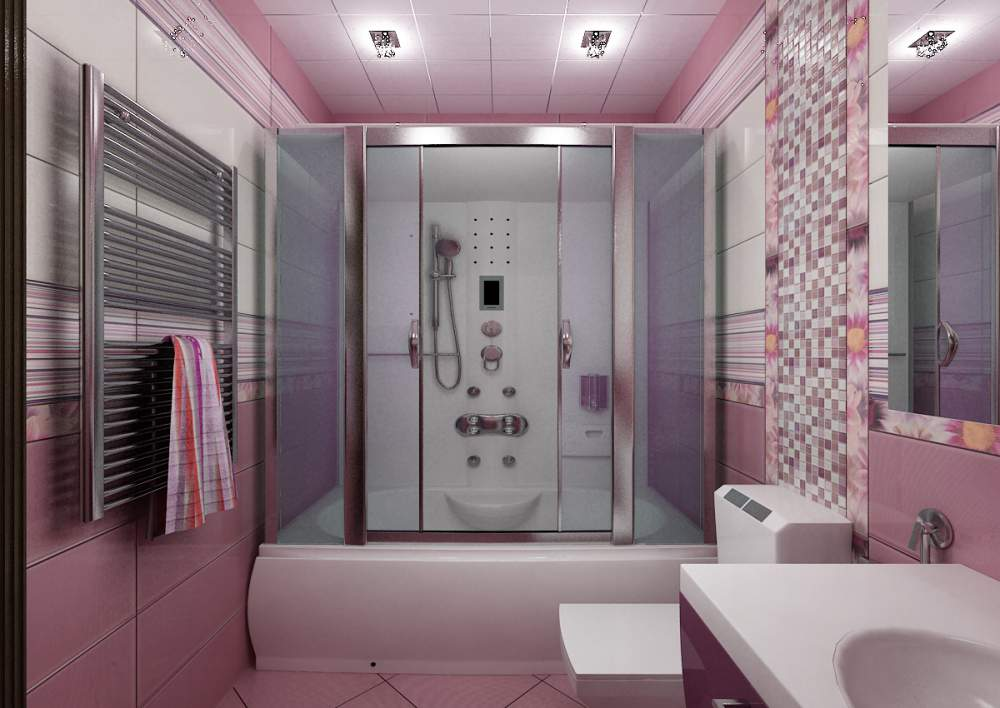 Какой выбрать дизайн для ванной комнаты – интерьер мечты!