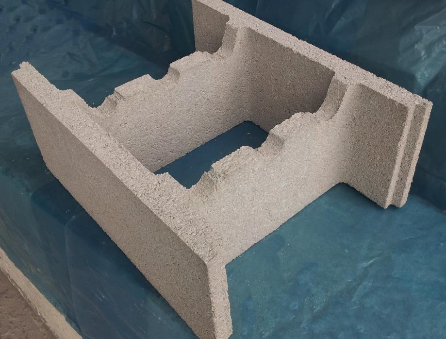 Поразительно прочная вспомогательная конструкция: несъёмная опалубка из пенополистирола