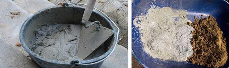 Пропорции цемента с песком для растворов популярных марок