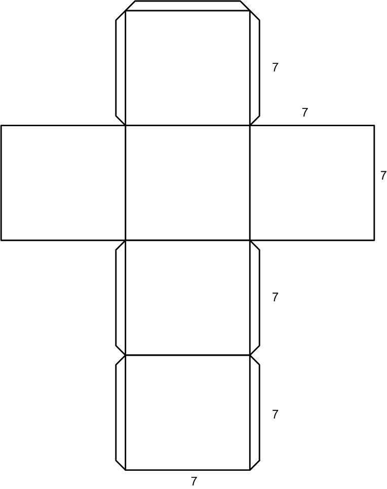 Как сделать кубик из картона или бумаги своими руками: схемы, шаблоны, развертка + топ-3 способа
