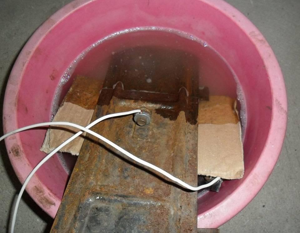 Как избавиться от ржавчины на металле, кафеле, пластике и других поверхностях