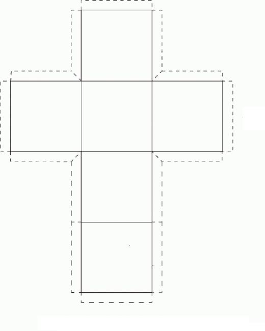 Как сделать кубик из бумаги. пошаговые инструкции + 300 фото