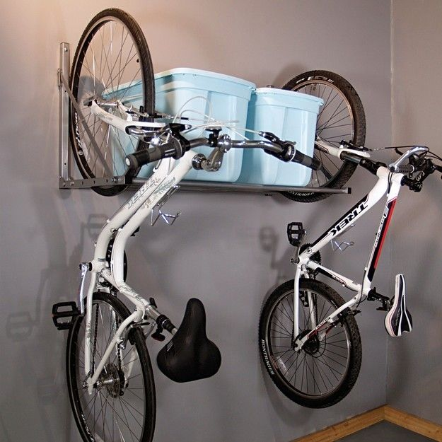 Где и как хранить велосипед зимой (на балконе, в квартире, гараже)