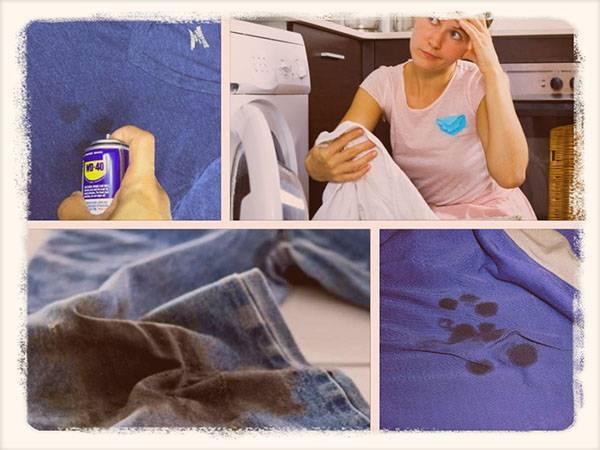 Как отстирать одуванчик с одежды: практические советы