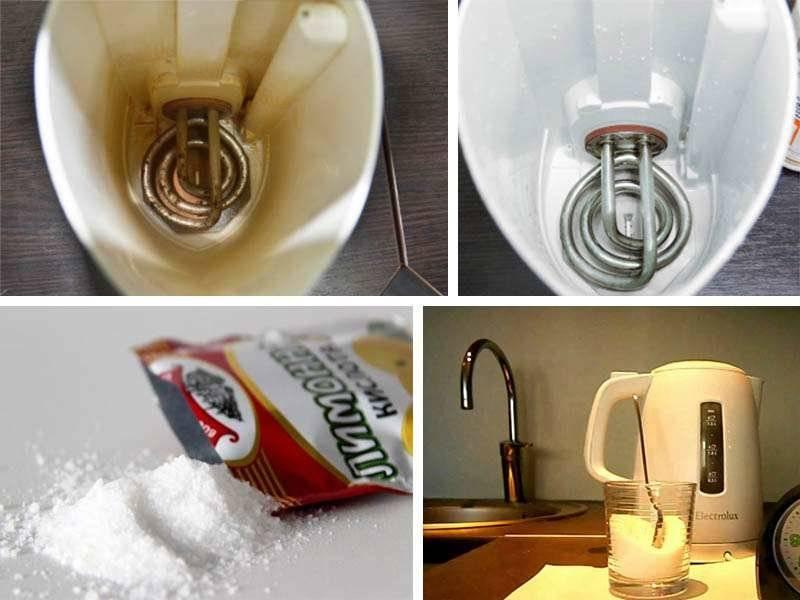 Запах пластика в чайнике как избавиться