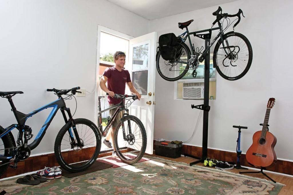 Как подготовить велосипед к летнему сезону