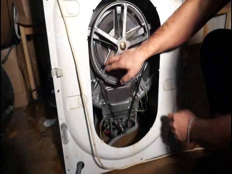 Как заменить подшипник в стиральной машине самсунг