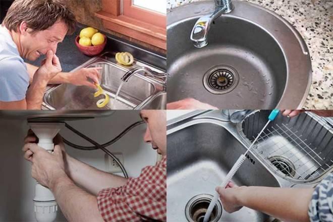 Причины и топ 15 методов, как устранить неприятный запах из труб в ванной