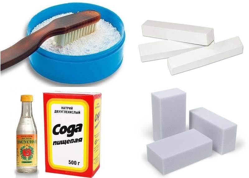 Как отбелить пожелтевший пластик: самые эффективные народные методы