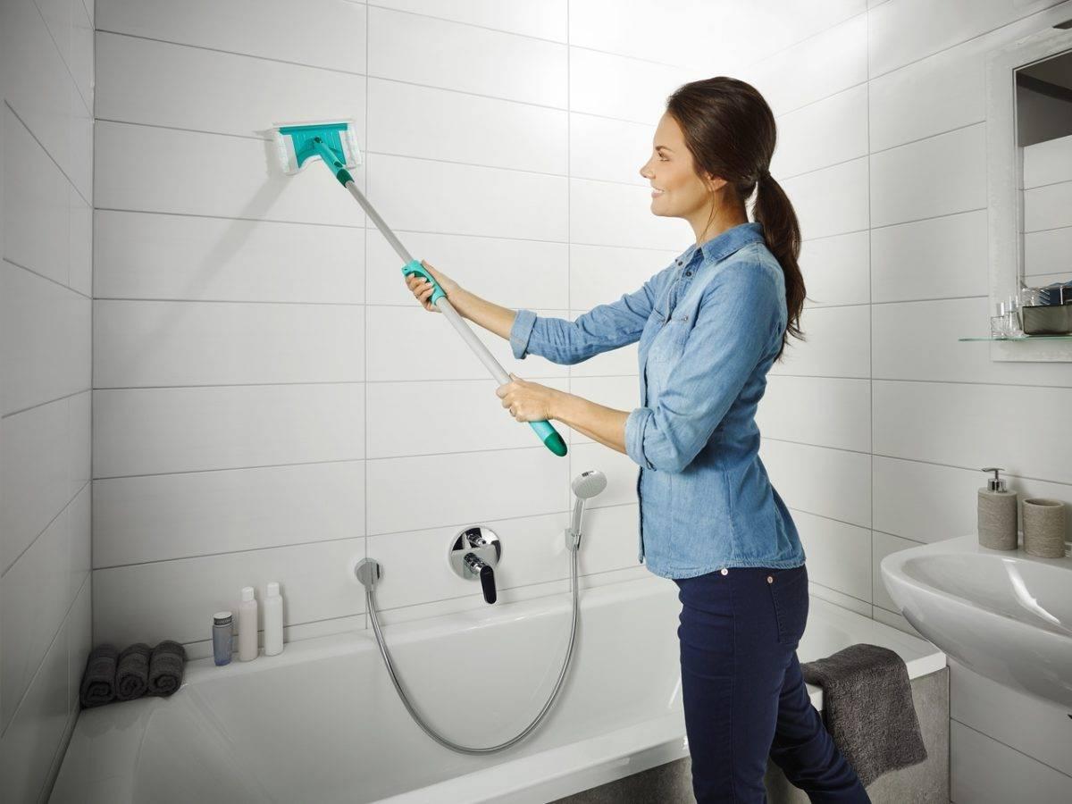 Как отмыть плитку после ремонта: эффективные способы