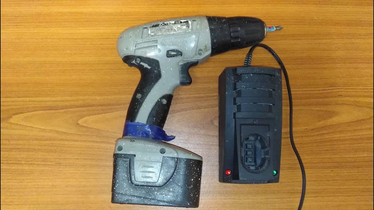 Стандартная схема зарядного устройства для шуруповёртов на 18 вольт
