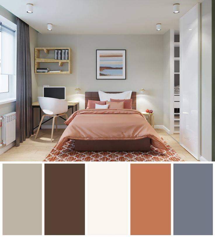 Цвет стен в спальне (79 фото): как выбрать, каким цветом покрасить комнату, зеленые и синие, серые и сиреневые оттенки в интерьере