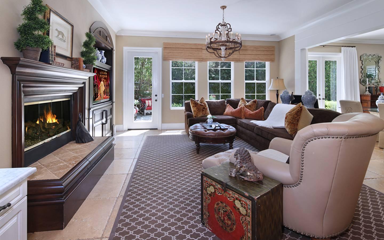 кирпич допустимо красивые гостиные в собственном доме фото для