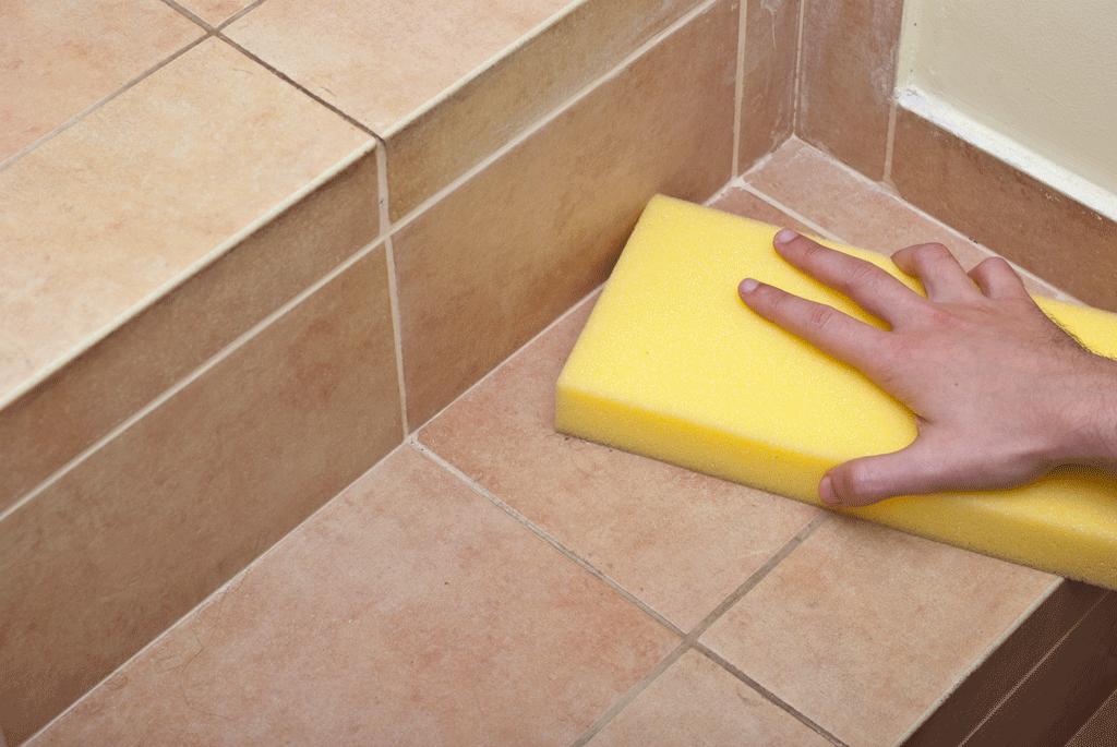 Чем мыть плитку – быстро, эффективно и без разводов. чистка межплиточных швов