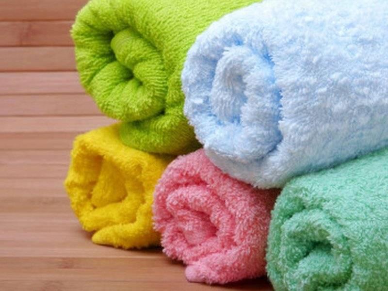 Что делать с полотенцами, имеющими неприятный запах?