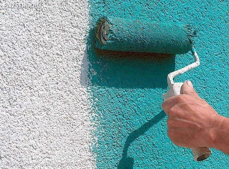 картинки по окраски фасада водоэмульсионной краской беседок камня москве