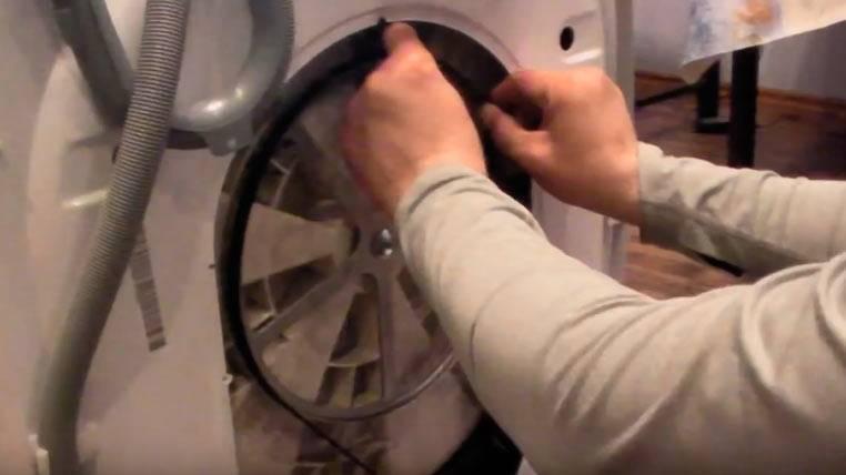 Как снять подшипник с барабана стиральной машины? пошаговая инструкция