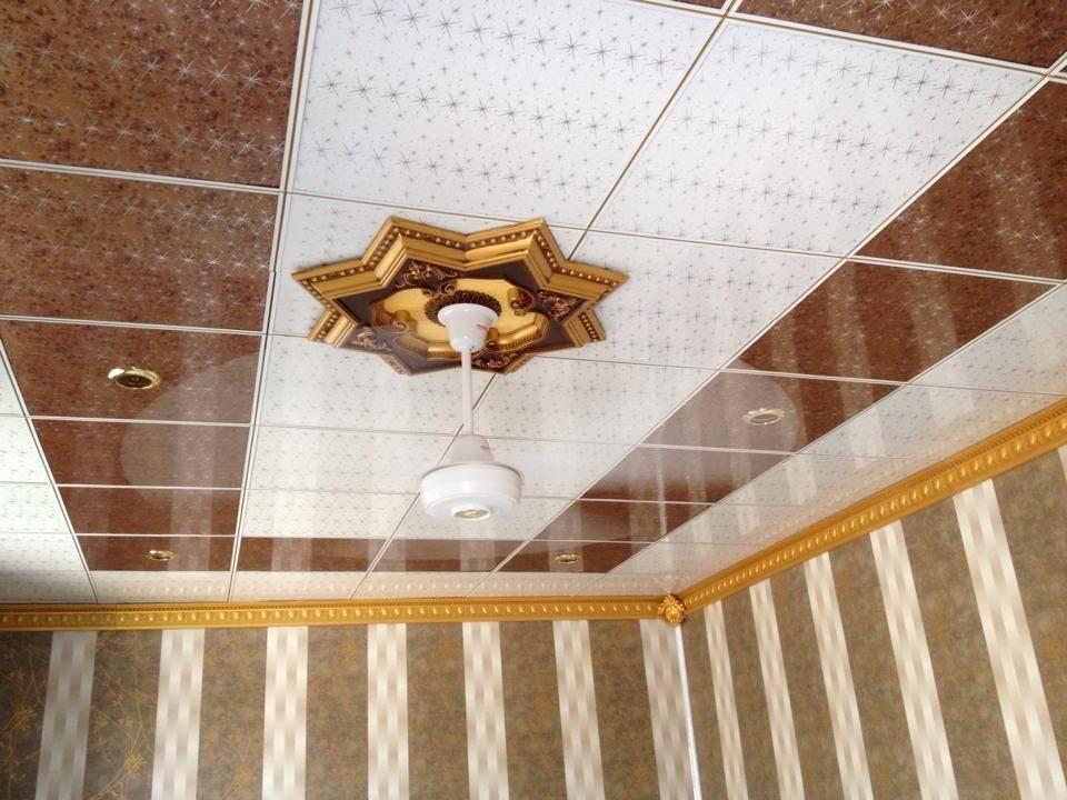 пластиковый потолок в зале фото улучшенные номера, делюксы