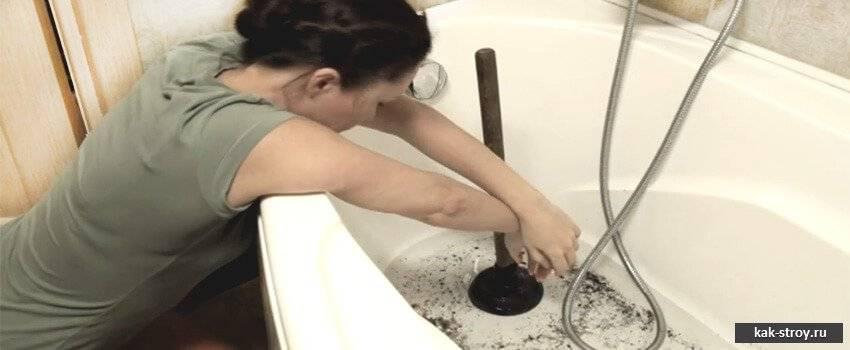 Неприятный запах из труб — причины и как устранить?