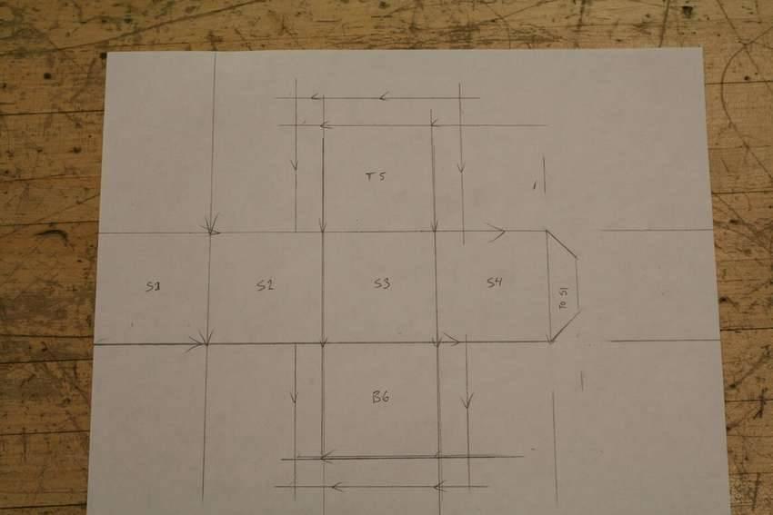Как сделать кубик из бумаги: оригами и схема