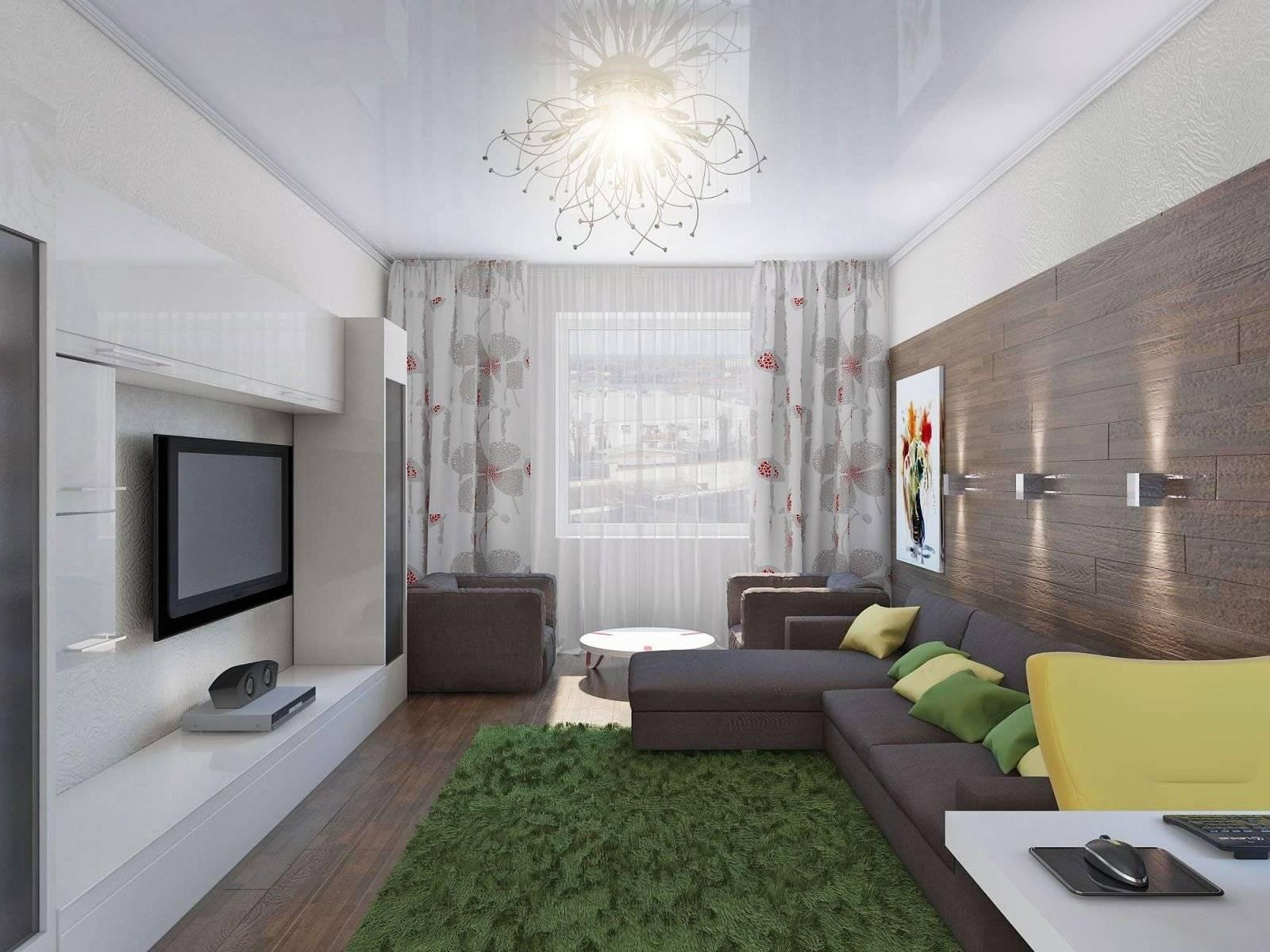 Гостиная в квартире — советы по выбору, обзор лучших идей и решений создания стильных гостиных комнат (105 фото + видео)