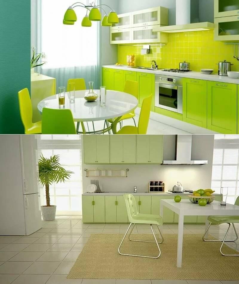 Беспроигрышный цвет для интерьера кухни вашей мечты