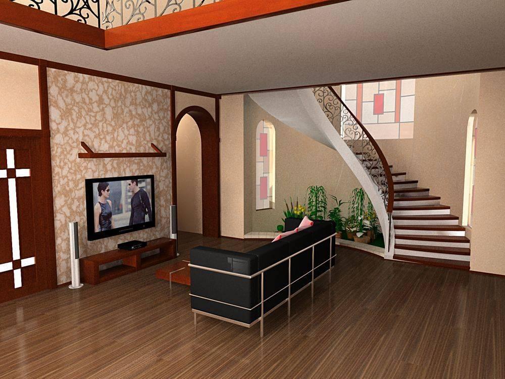 Советы и рекомендации по оформлению дизайна в гостиной комнате