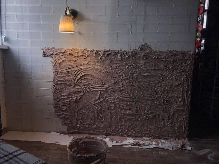 Имитация настоящей кирпичной стены своими руками из разных материалов