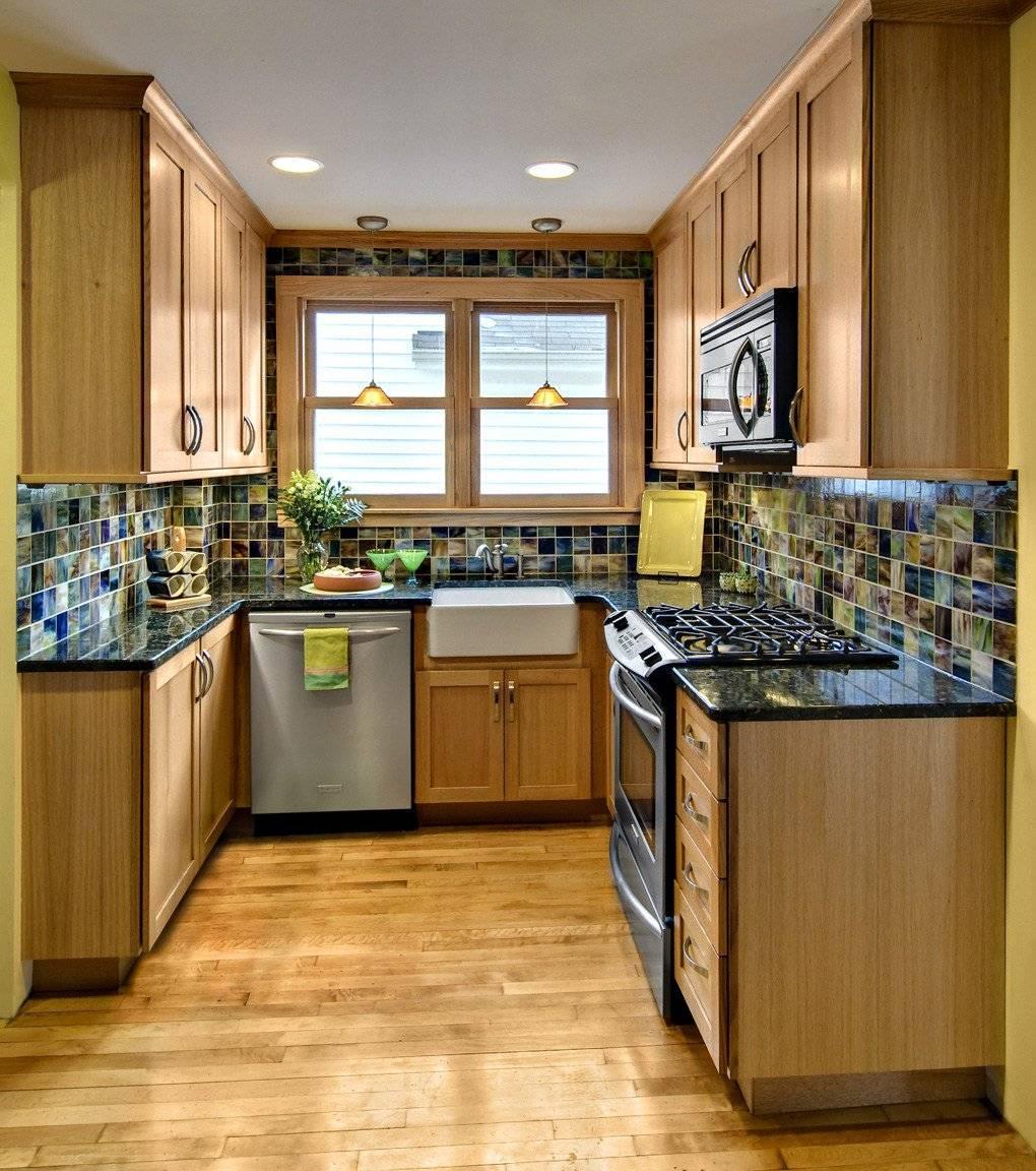 дизайн низкой кухни фото время