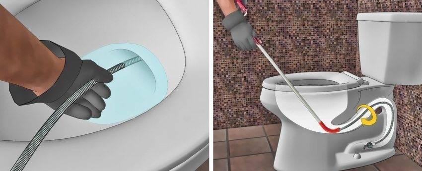 Забился унитаз: 8 простых способов, чтобы прочистить его самостоятельно