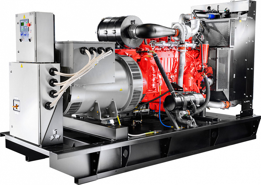 Все о дизельных генераторах