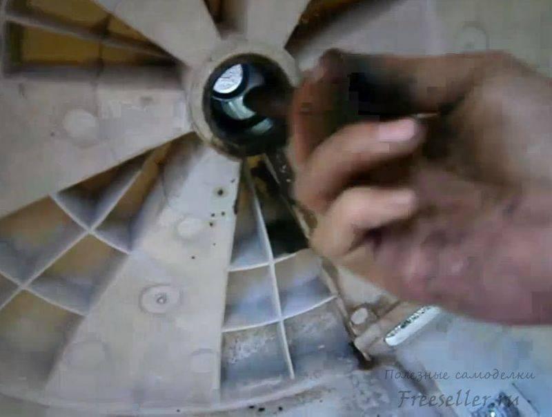 Ремонт стиральной машинки самсунг своими руками