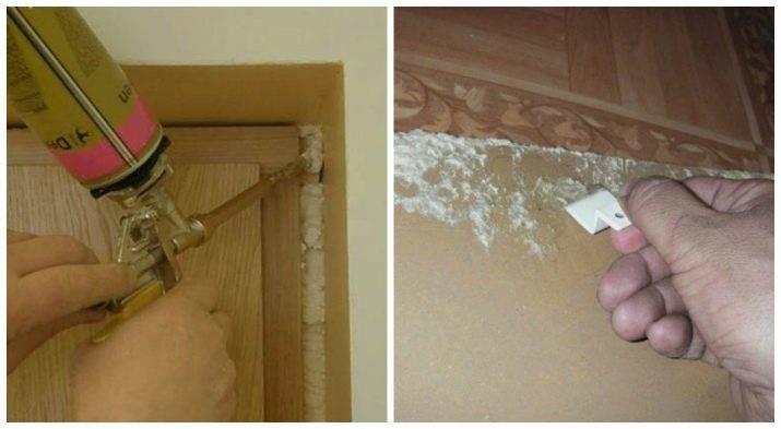 Чем отмыть монтажную пену с рук в домашних условиях | советы и рекомендации от специалистов