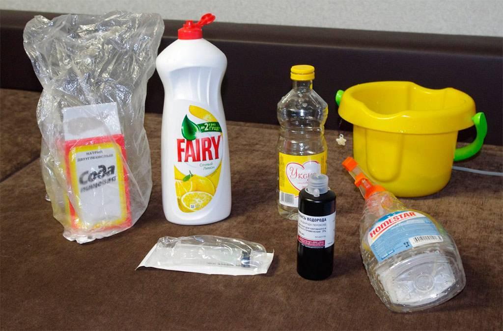 Как убрать запах мочи с матраса в домашних условиях